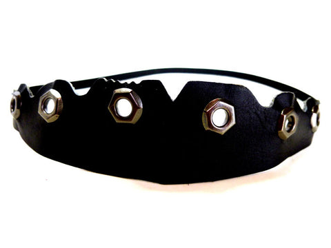 Black & Gun metal Jewelry Crown Band