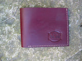 Burgundy Wallet Poker Wallet