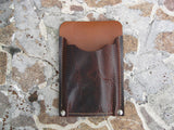Brown Case Airhead Phone Pouch