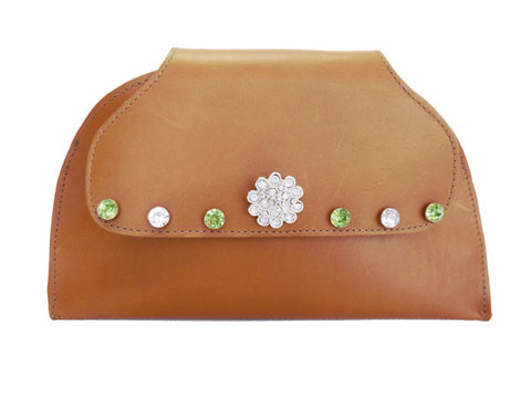 Tan Clutch Prague