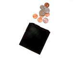 Black Wallet Zipsquare