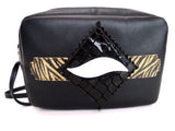 Black & White Hip Bag Piccadilly