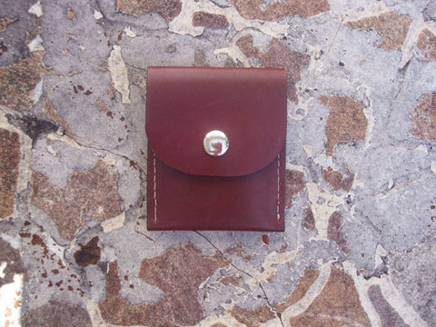 Burgundy Wallet Peruva Wallet
