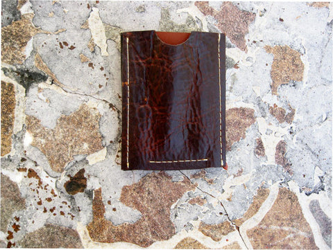 Brown Wallet Pecto Card Wallet