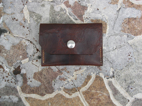 Brown & Tan Wallet Tandem Wallet