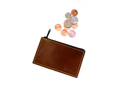 Tan Wallet Ziplong