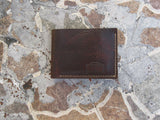 Brown & Tan Wallet King Wallet