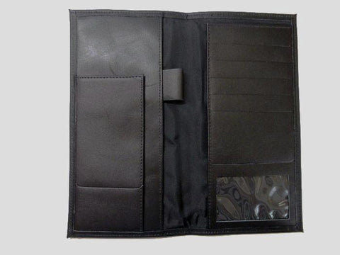 Black Wallet Travel Wallet