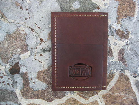 Brown Wallet Shift Wallet