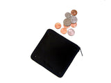 Black Wallet Ziperf