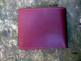 Burgundy Wallet Chillax Wallet