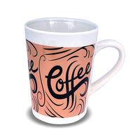 CafeQuality Expression Coffee Mugs (Coffee [Tan])