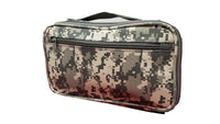 Heavy Duty Digital Camo Travel Kit Organizer