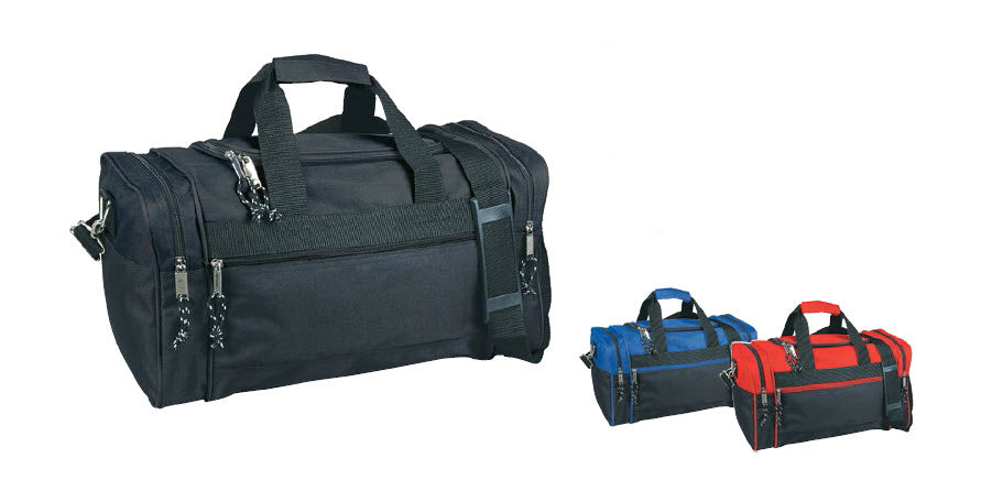 "20"" Blank Travel Duffel Duffle Bag Camping Sports Gym Accessories Bag (Multiple Colors) + FREE SHIPPING"