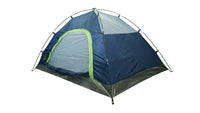 Zero Mile Mark - 2 Person Dome Style Tent For Camping Traveling Outdoors