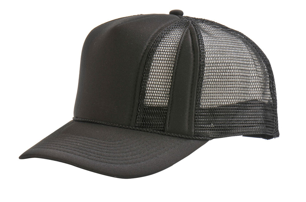 Designer Mesh Baseball/Trucker Cap for Travel Work Vacation Casual Protection - DMC