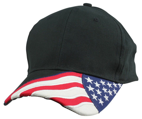 ImpecGear USA Flag Patriotic Baseball Cap/ Hat