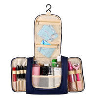 ImpecGear Heavy Duty Toiletry Bag/ Travel Accessories, Make Up Bag/ Personal Care Bag (FREE TOOTHBRUSH TOOTHPASTES KIT)
