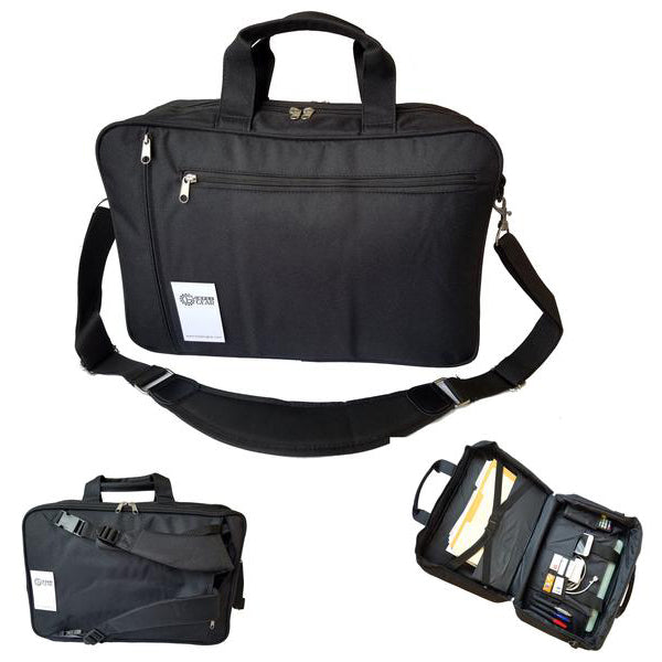 "Impecgear 17"" Portfolio/Backpack in One"