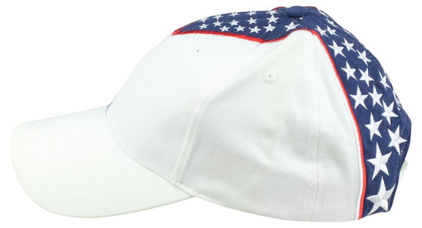 ImpecGear  USA Flag Patriotic Baseball Cap/Hats