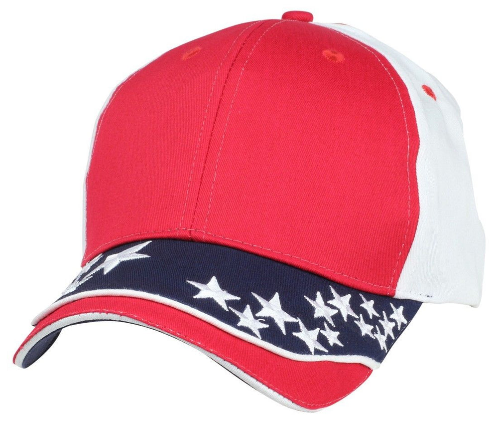 ImpecGear USA Flag Patriotic Baseball Cap/ Hats