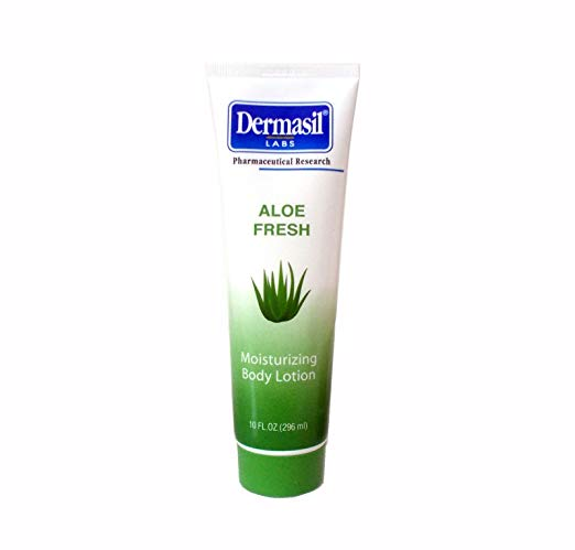 Dermasil Labs Dry Skin Treatment, 10 fl oz (Cocoa Butter Or Aloe Fresh (Pack of 1)