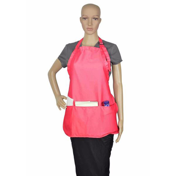 50-Apron-Commerical-Restuarant-Home-Residential-Bib-Spun-Gifts (3-Pockets)