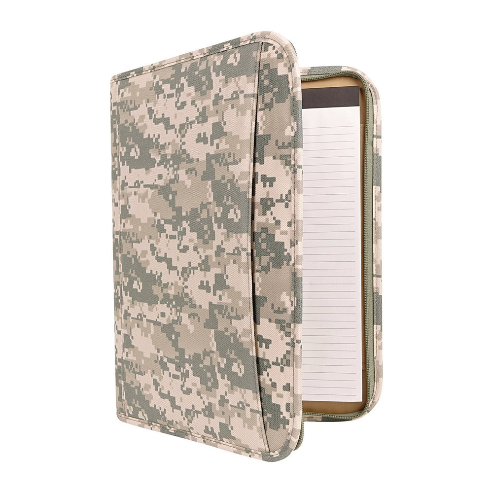 "Camo Personal Planner, Organizer Notepad Journal to Increase Productivity (PACK OF 1 - Writing Pad Camo Padfolio 10"" x 13.8"")"