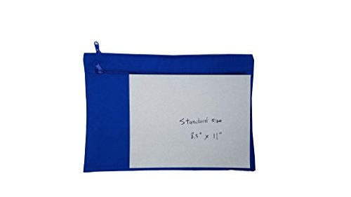 "Legal Size Paper Conference Bag Document Bag For Lawyers Real Estate Transaction Paper and Loan Doc Storage 2 PIECE - 16"" X 11"""