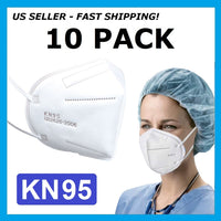 BossnSu Technology KN95 Face Mask Disposable FDA Certified- Protective Quality Comfortable Lowest Price  $29.99 (PACK OF 10)  OR $107 (PACK OF 50)