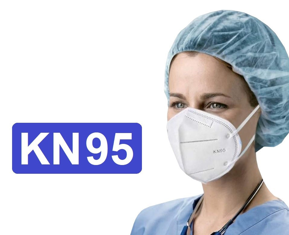 KN95 BossSU Protective Respirator Face Mask Disposable