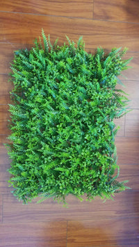 Artificial Leaves Wall Panel Cypress Leaves Wall Mat For Decoration & Events