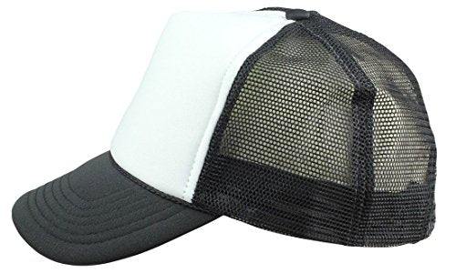 2 Packs ImpecGear Youth Cap Kid's Baseball Caps Trucker Hats Summer Mesh Cap (2 FOR Price of 1)