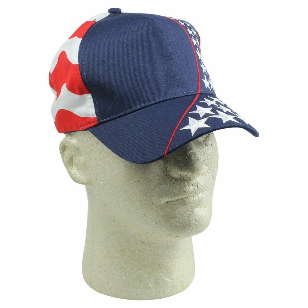 Packs ImpecGear USA Flag Patriotic Baseball Cap/ Hats