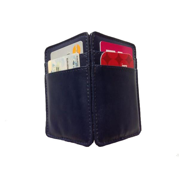 Magic Wallet Credit Card Id Money Clip Organizer Slim Card Holder Unisex