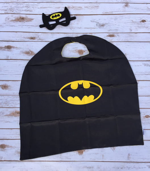Batman Cape Set
