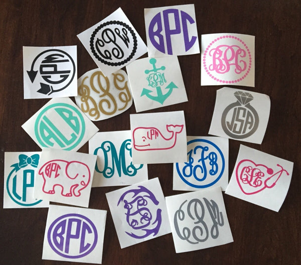 $2 Decal SALE!!