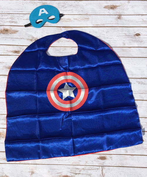 Captain America Cape Set
