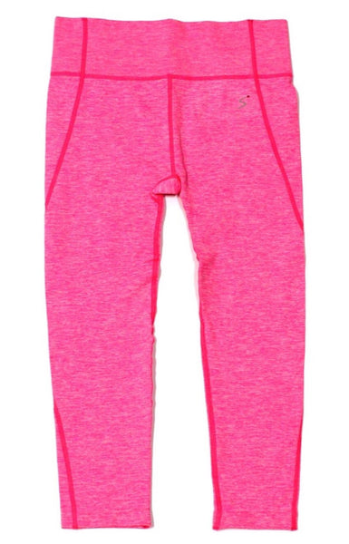 Ladies Activewear Sports Capri Pants