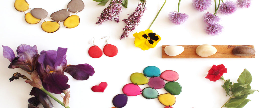 Tagua Jewelry sustainable handmade in Vancouver Canada