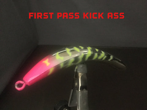 Kwikfish, First Pass Kick Ass