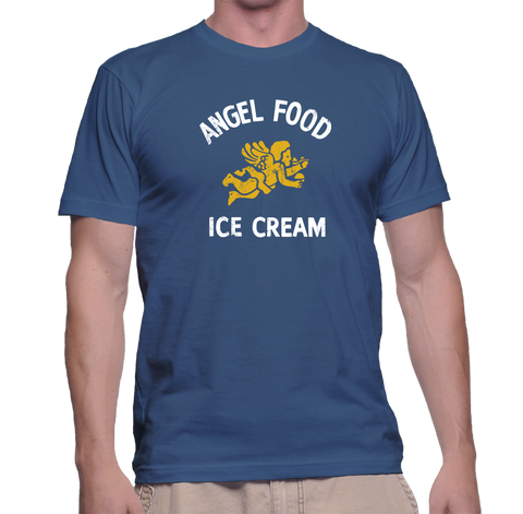 Angel Food Ice Cream
