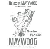 Maywood Swim Picnic