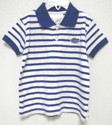 NCAA Florida Gators Stripes Golf Shirt 2T by Two Feet Ahead