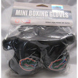 NCAA Florida Gators 4 Inch Rear View Mirror Mini Boxing Gloves