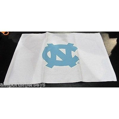 "NCAA North Carolina Tar Heels Sports Fan Towel White 15"" by 25"" by WinCraft"