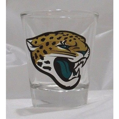 NFL Jacksonville Jaguars Standard 2 oz Shot Glass by Hunter