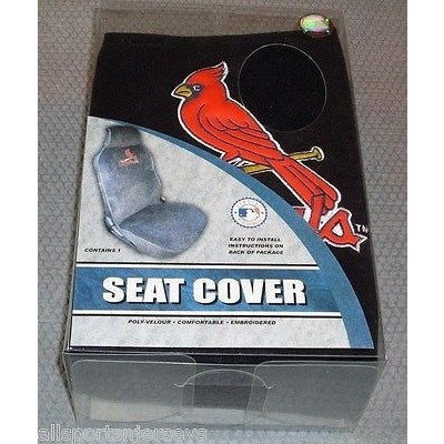MLB St. Louis Cardinals Car Seat Cover by Fremont Die