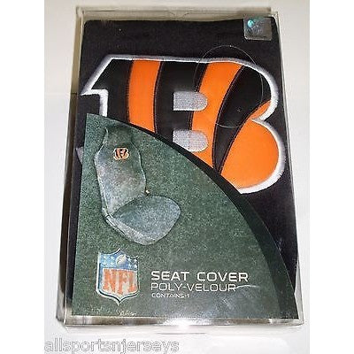 NFL Cincinnati Bengals Car Seat Cover by Fremont Die