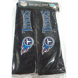 NFL Tennessee Titans Velour Seat Belt Pads 2 Pack by Fremont Die